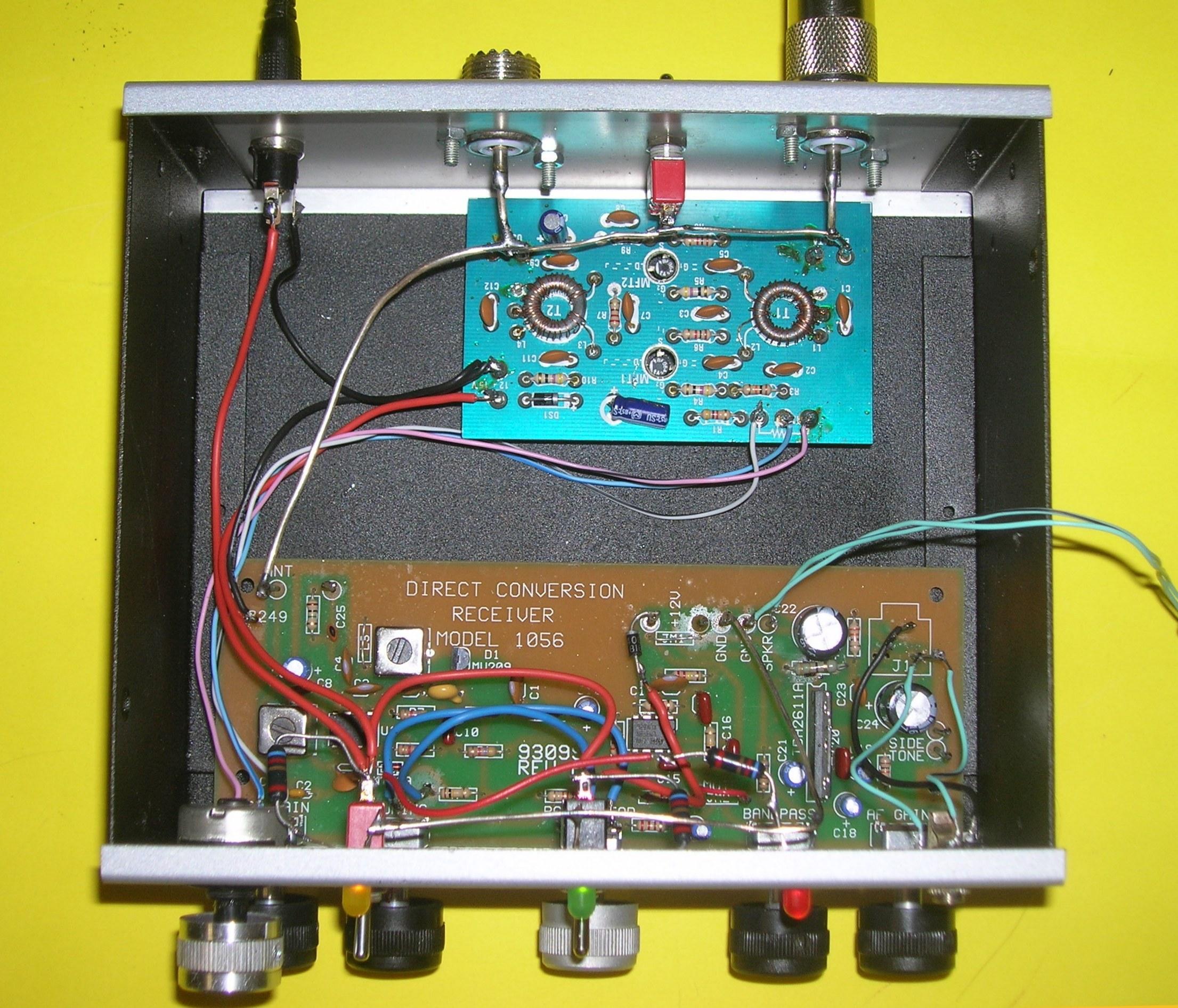 Generatore rf nuova elettronica